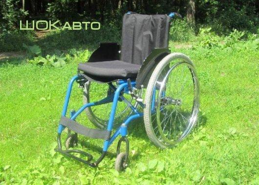 Активная коляска Крошка Ру для инвалидов