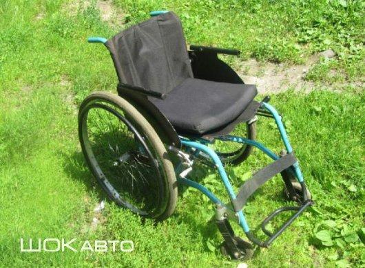 Инвалидное кресло-коляска активного типа Крошка Ру