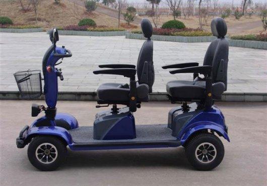 Электрическая коляска МТ-40-2 Тандем