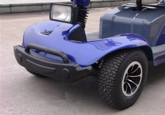 Электроколяска-скутер МТ-40-2 Тандем