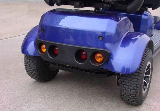Электрокресло-скутер МТ-40-2 Тандем