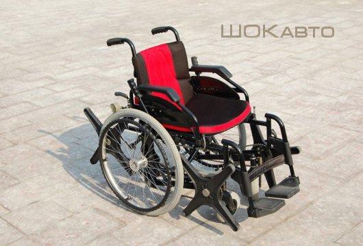 Инвалидная коляска Гради-Стандарт