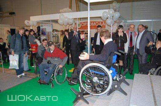 Шагающая коляска для инвалидов Гради-Стандарт