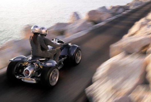 Электрический родстер Quark от Peugeot