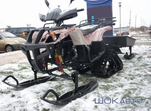 Квадроцикл Apache Track 180