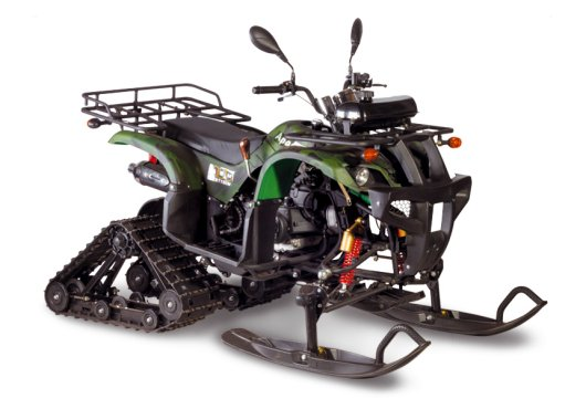 Снегоход Apache Track 180
