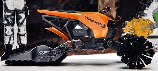 Мотовнедорожник TrakRok Concept