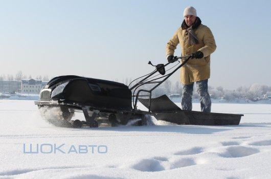Мотособака LVR-500 SWE