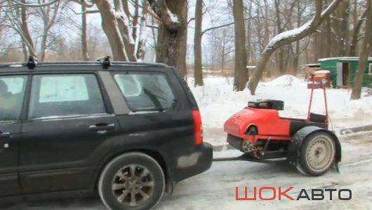 Мотонарты РЭД 01