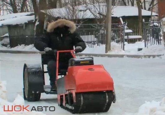 Мотособака RED-01