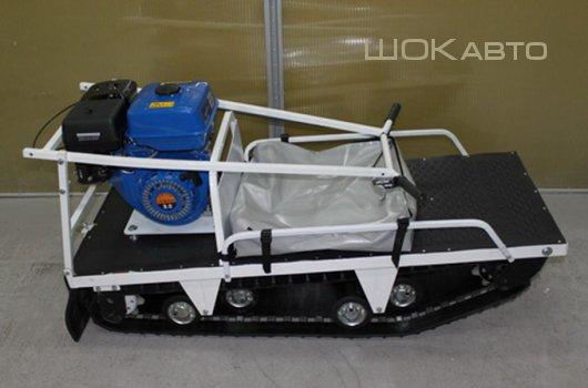 Мотособаки Рекс с задним расположением мотора