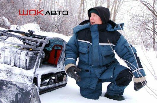 Мини-снегоходы Снежок-ТТ
