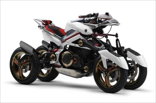 Квадроцикл Yamaha Tesseract