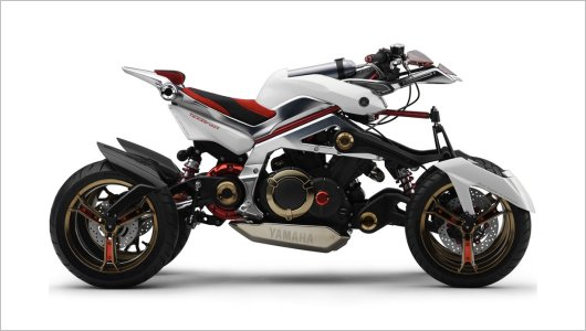 ATV Yamaha Tesseract
