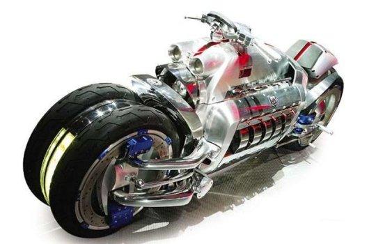 Супер мотоцикл Додж Томагавк