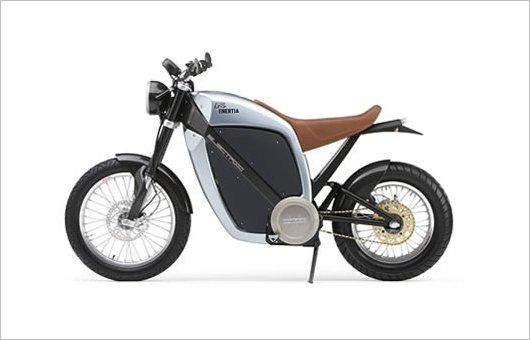 Элекромотоцикл Enertia Bike