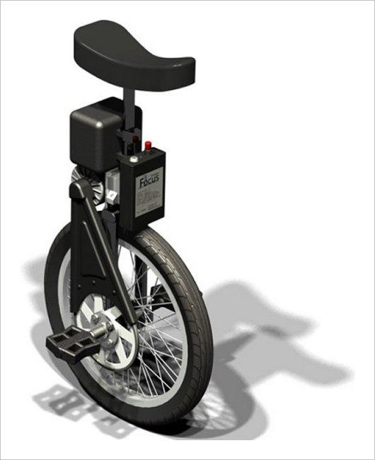Электромоноцикл SBU