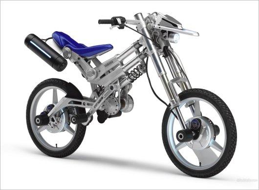Электромопед Yamaha Deinonychus