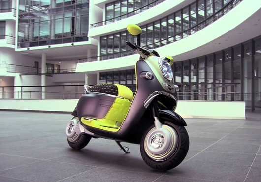 Электроскутер MINI e-Scooter