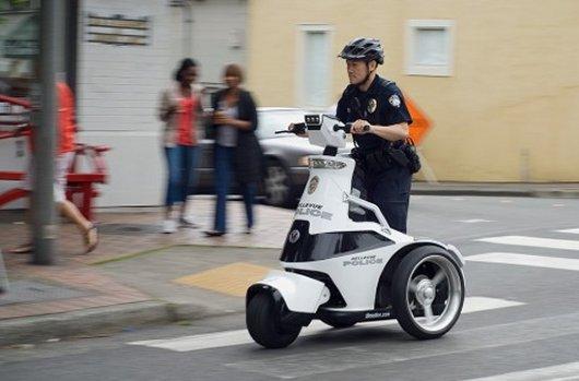 Мобильный электротрицикл T3 Motion