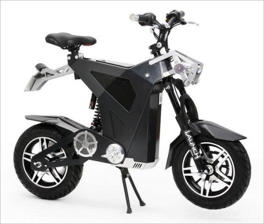 Электромопед EXO Bikes