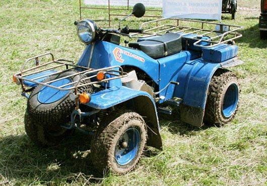 Квадроцикл ЗИМ-350