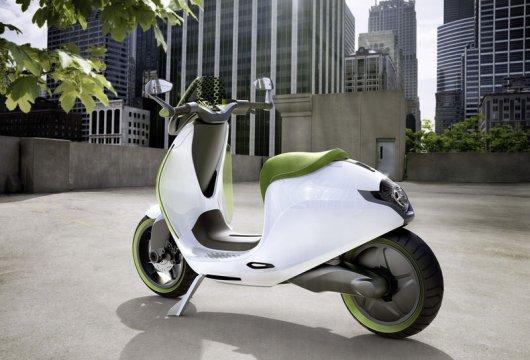 Электрический скутер Escooter Smart