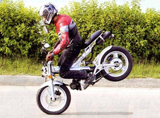 Мотоциклы MadAss