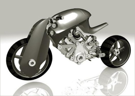Sport Bike Renovatio