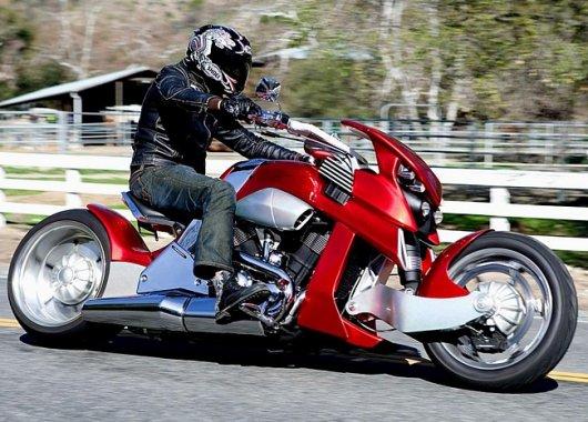 Мотоцикл V-Rex
