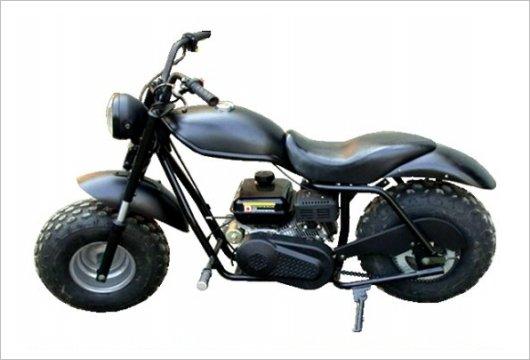 Мотоцикл-вездеход Куница 110 и 200