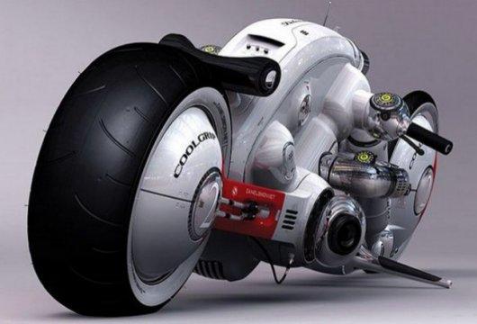 Электромотоцикл Detonator