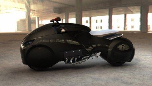 Мотоцикл Icare