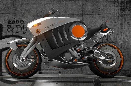 Концептуальный мотоцикл Dacoit