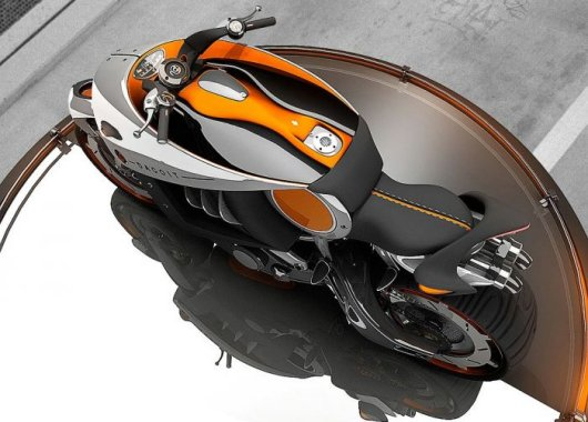 Спортивный мотоцикл Dacoit