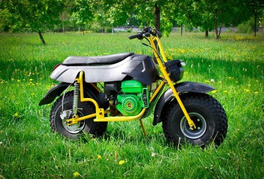 Мотоцикл-вездеход Атаман Standart