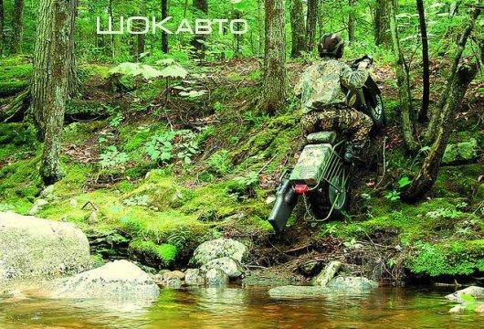 Армейский мотоцикл-вездеход Рокон Трейл-Брейкер