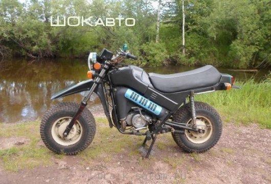 Мотороллер Тула ТМЗ-5.952