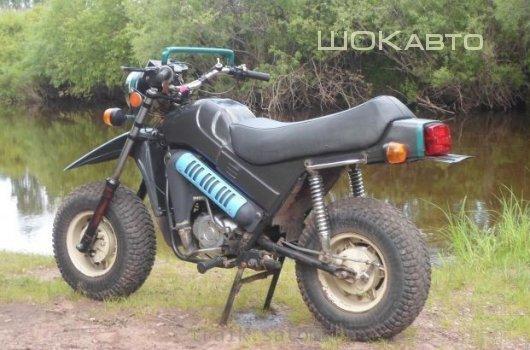 Тюнинг мотоцикла Тула ТМЗ-5.952
