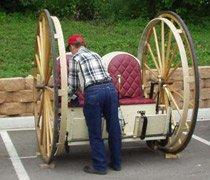 Повозка Иезекииля (Ezekiel's Wheel)