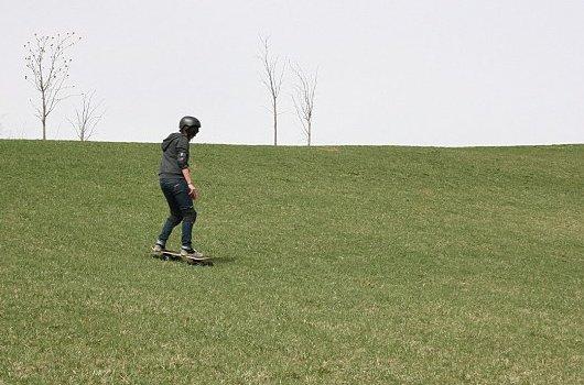 Гусеничный скейтборд Rockboard Descender