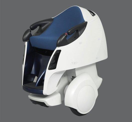 Японский мобильный робот Mobiro от Тойота