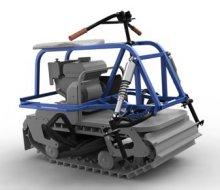 Колесно-лыжные модули для буксировщиков