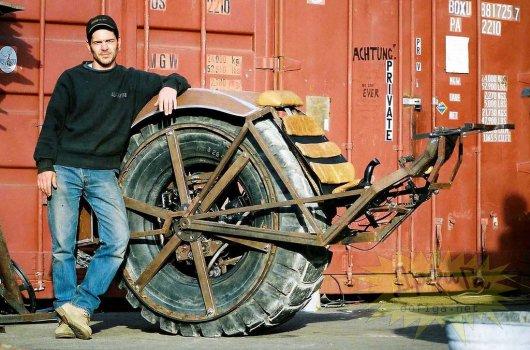 Моноцикл RIOT Wheel
