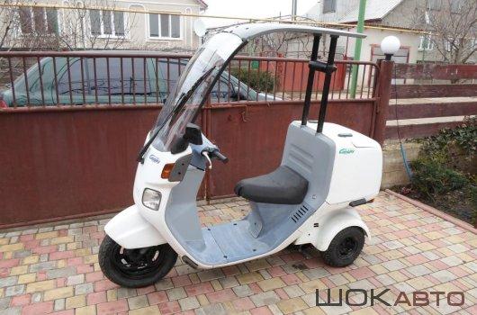 Скутер Honda Gyro Canopy с крышей