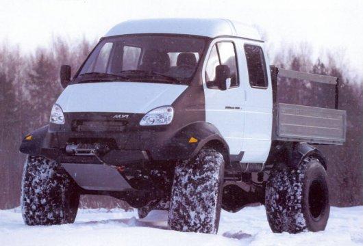 Снегоболотоход MYL