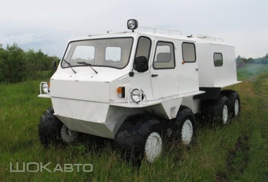 Снегоболотоход Аркуда СБХ-5