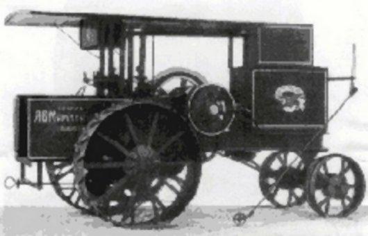 Русский трактор-2 (изобретатель Я.В.Мамин)