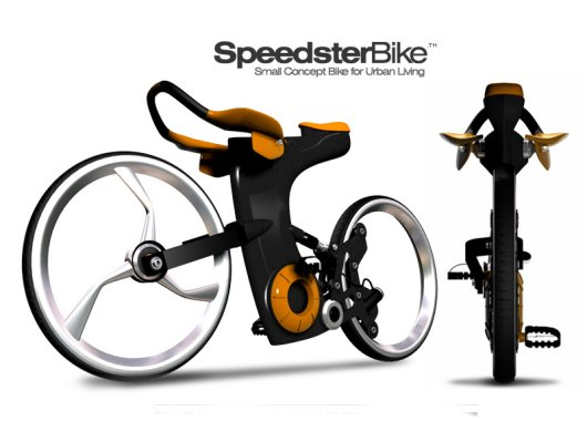 Электровелосипед Speedster Bike