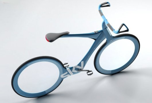Электрический велосипед Future Bike